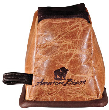 Benchmaster American Small Bison Bag: Filled