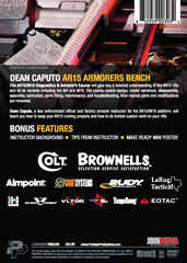 Altus Panteao Productions Make Ready with Dean Caputo: AR15 Armorer's Bench