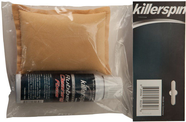 Killerspin Rubber Cleaning Kit