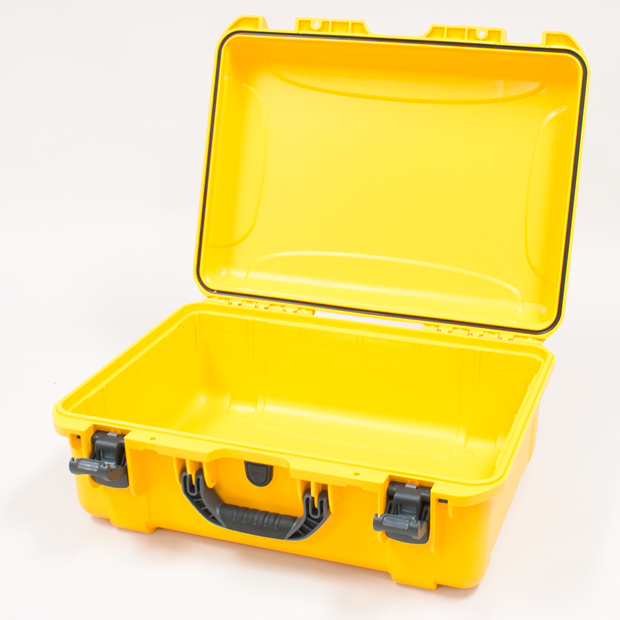 Plasticase Nanuk 940 Case: Yellow