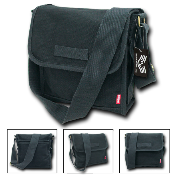 Rapid Dominance R34 Military Heavy Weight Field Bags: Black