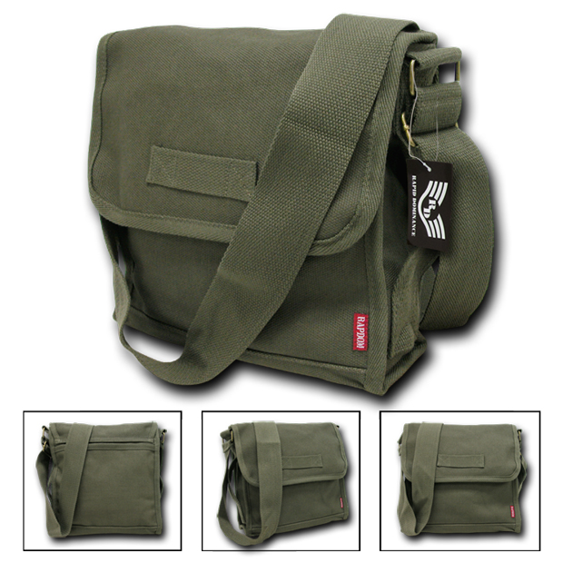 Rapid Dominance R34 Military Heavy Weight Field Bags: Olive