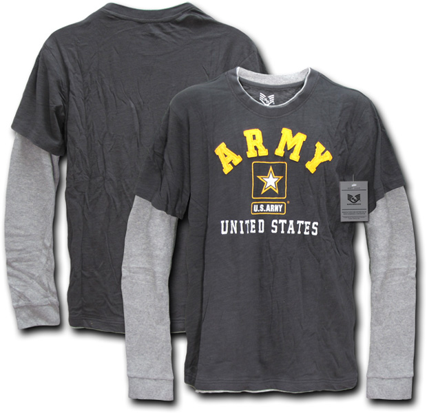 Rapid Dominance S17 Highlight Tee: Black, Army