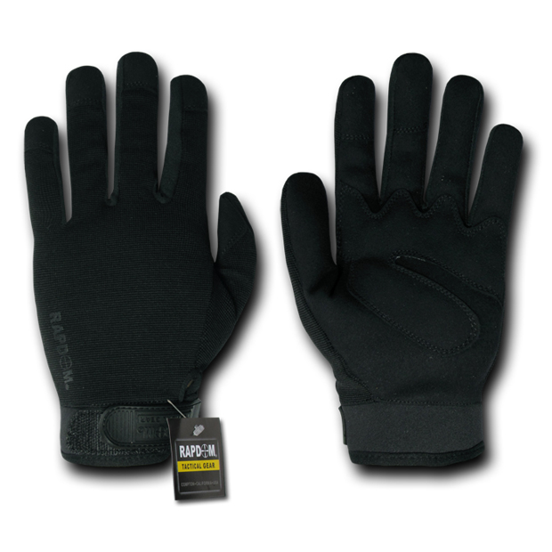 Rapid Dominance T07 Lightweight Tactical Gloves: Black