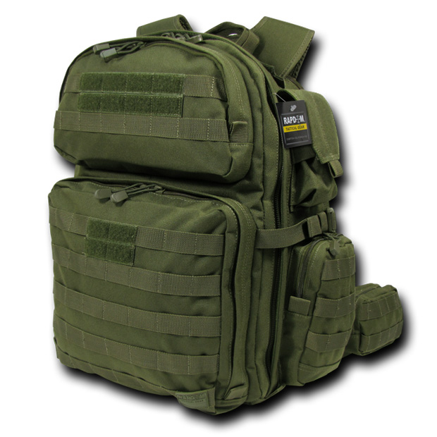Rapid Dominance T301 Tactical Rex Assault Pack: Olive Drab