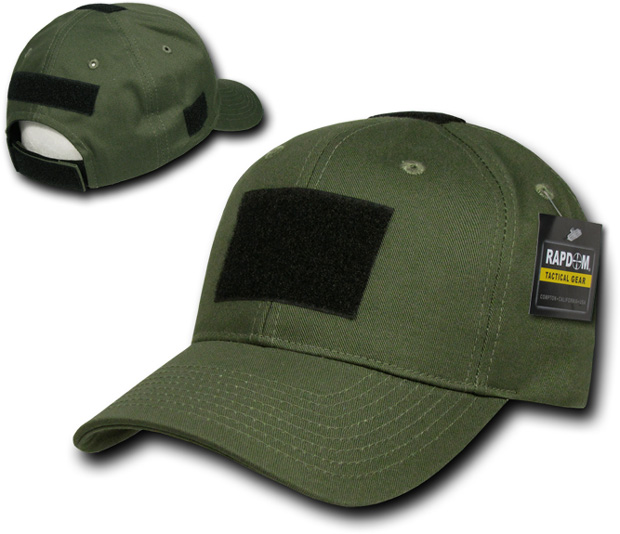 Rapid Dominance T75 Tactical Constructed Ball Cap: Olive