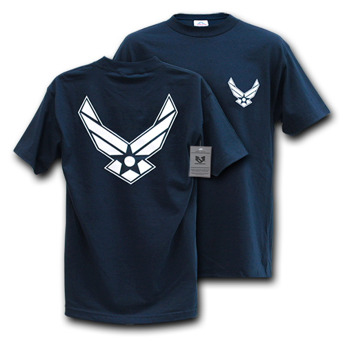 Rapid Dominance S25 Classic Military T-Shirts: Navy