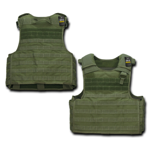Rapid Dominance T202 Tactical Plate Carrier: Olive Drab