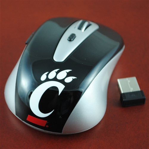 Wild Sports Cincinnati Bearcats Wireless Mouse