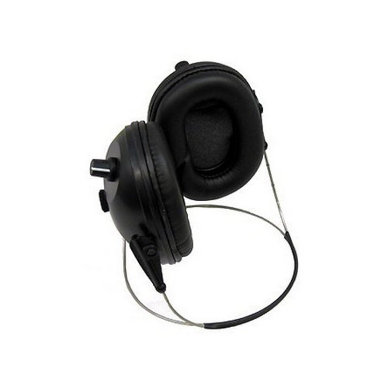 Altus Pro Ears Pro Tac 300 NRR 26: Electronic Ear Muffs, Black, Behind the Head