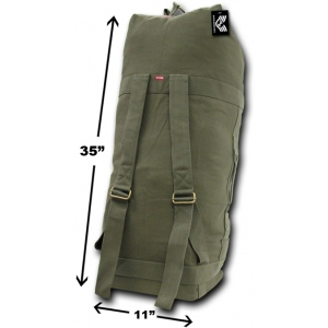 Rapid Dominance™ R30 Top Load Strap Duffle Bags