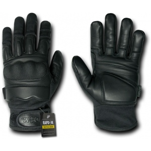 Rapid Dominance F03 - Attacker Level 5 Gloves: Black