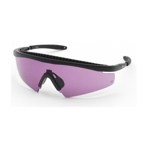 BSG Slings Black Frame: Purple Lens