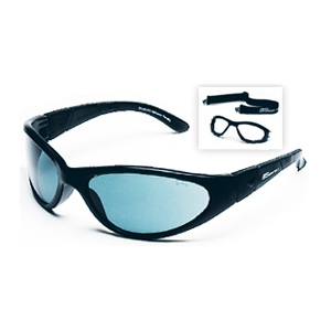 BSG Goggles Black Frame: Photo Sunlights Lens