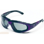 BSG-2 Purple Passion Frame: Smoke Green Lens