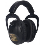 Altus Pro Ears Predator Gold NRR 26: Electronic Ear Muffs, Black