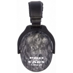 Altus Pro Ears Revo 26 Youth: Passive Ear Muffs, Reaper