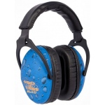 Altus Pro Ears Revo 26 Youth: Passive Ear Muffs, Blue Rain