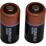 Altus Pro Ears Lithium 123 Batteries: Set of 2