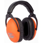 Altus Pro Ears Revo 26 Youth: Passive Ear Muffs, Neon Orange