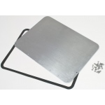 Plasticase Bezel Kits for 920 Nanuk Case: Aluminium