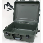 Plasticase Nanuk 945 Case with Shoulder Strap: Olive