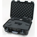 Plasticase Nanuk 920 Case with Cubed Foam: Black