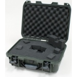 Plasticase Nanuk 920 Case with Cubed Foam: Olive