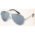 BSG Rimz-2 Chrome Metal Frame: Mirror Lens