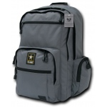 Rapid Dominance P03 Deluxe Backpack: Grey, Army