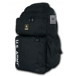 Rapid Dominance P02 Top Load Backpack: Black, Army