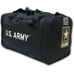 Rapid Dominance P01 Deluxe Duffle Bags: Black, Army