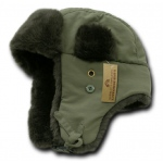 Rapid Dominance R06 Aviator Hats: Olive