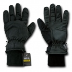 Rapid Dominance T01 Super Dry Winter Gloves: Black
