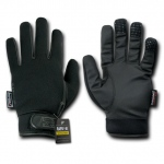 Rapid Dominance T02 Neoprene Waterproof Winter Gloves: Black