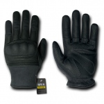 Rapid Dominance T05 Hard Knuckle Slip-On Gloves: Black