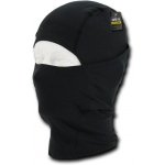 Rapid Dominance T34 Convertible Balaclava: Black