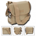 Rapid Dominance R34 Military Heavy Weight Field Bags: Khaki