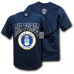 Rapid Dominance S25 Classic Military T-Shirts: Navy, Air Force