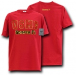Rapid Dominance S25 Classic Military T-Shirts: Red, USMC