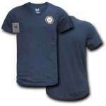 Rapid Dominance S21 Choice V-Neck Tee: Navy, U.S Navy