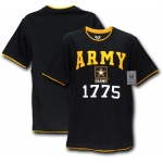Rapid Dominance S16 Pitch Double Layer Tee: Black, Army