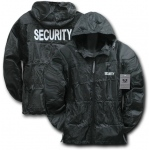 Rapid Dominance R37 Solid Military/ Law Windbreaker: Black, Security