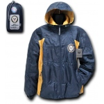 Rapid Dominance R36 2 Tone Military Windbreaker: Navy, Navy