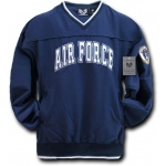 Rapid Dominance R13 Microfiber Military Pullover: Navy, Air Force