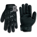Rapid Dominance U01 Lightweight Mechanic's Glove: Black, Army, S
