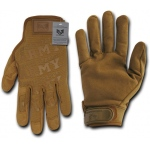 Rapid Dominance U01 Lightweight Mechanic's Glove: Coyote, Army