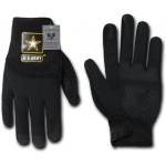 Rapid Dominance U05 Light Duty Gloves: Black, Army