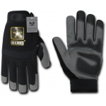 Rapid Dominance U06 High Performance Mechanic's Gloves: Black, Army