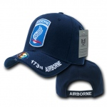 Rapid Dominance S001 The Legend Military Branch Cap: Navy, 173rd Air Borne